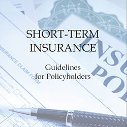 Short Term Insurance Guidelines